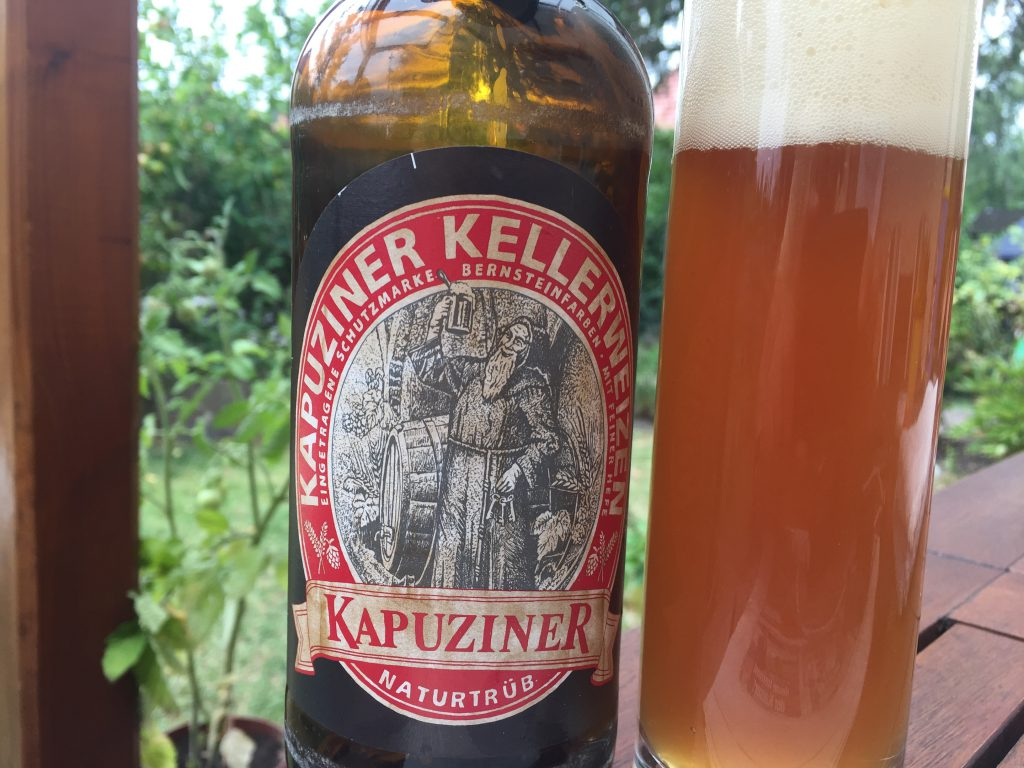 Kapuziner Kellerweizen