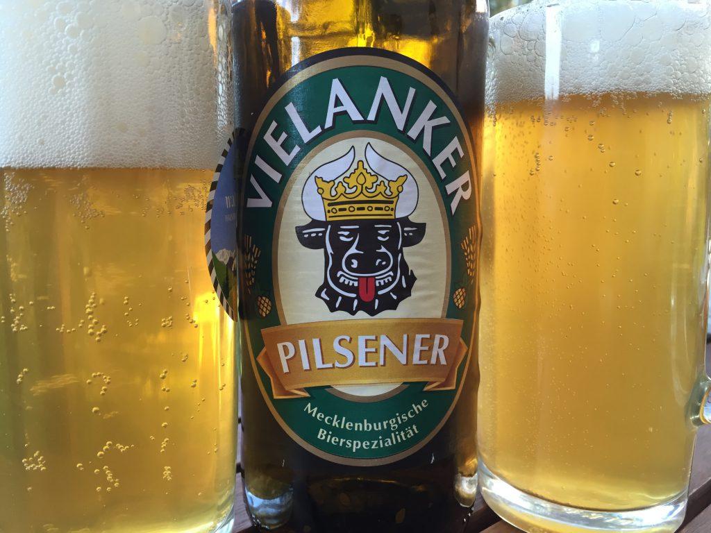 Vielanker Pilsener aus Mecklenburg