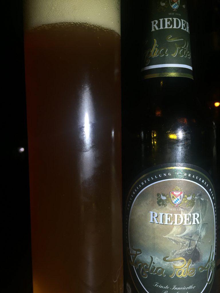 Reider India Pale Ale
