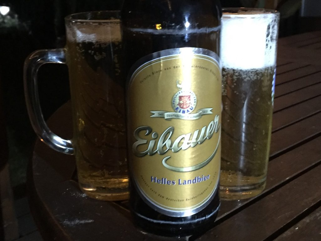Eibauer Helles Landbier Schankbier