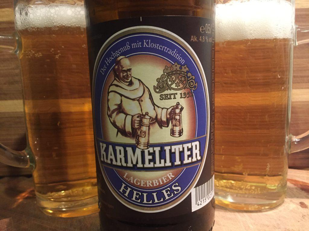 Karmeliter Helles Lager