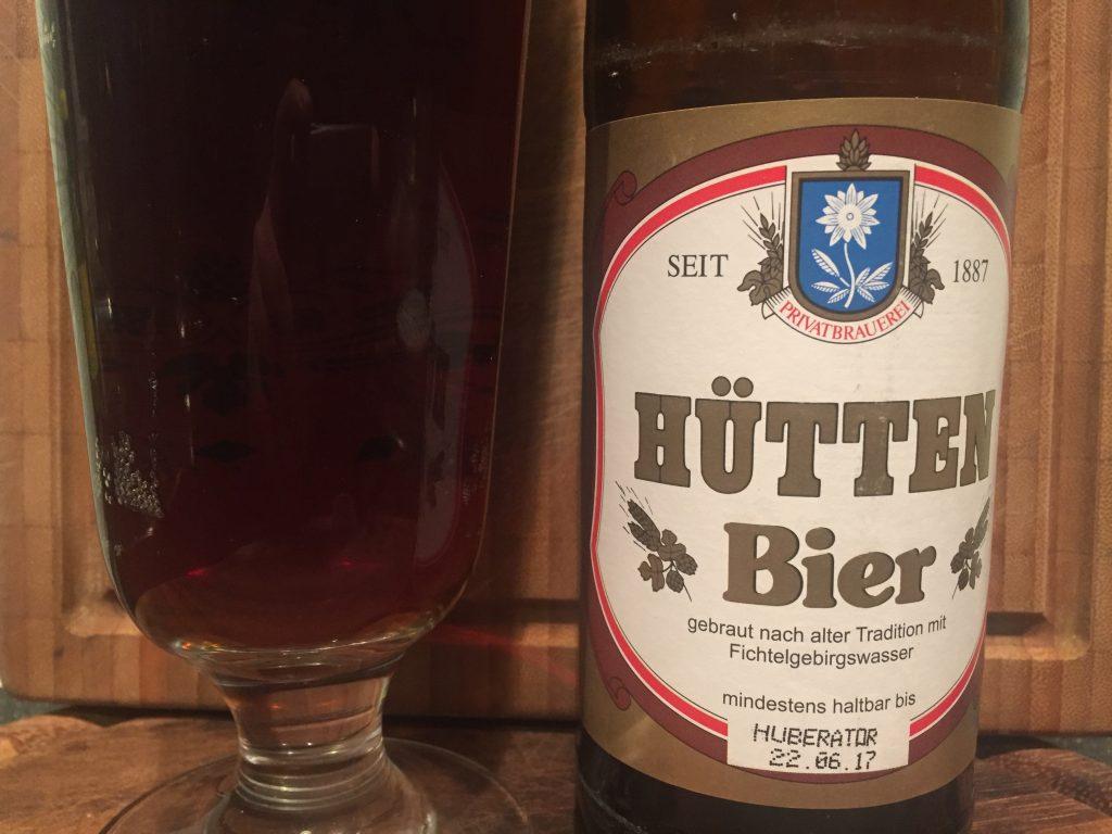 Hütten Bockbier