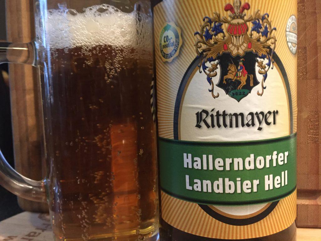 Rittmayer Hallerndorfer Landbier Hell