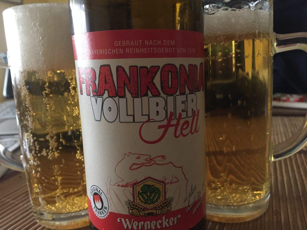 Frankonia Vollbier Hell