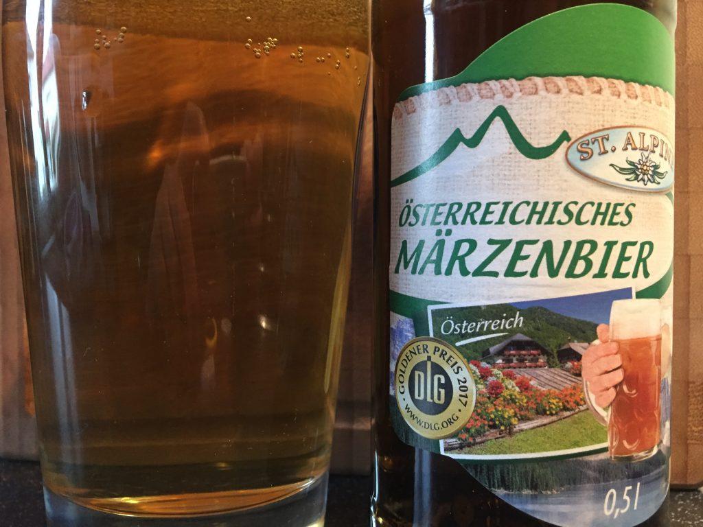 St.Alpin Österreichisches Märzenbier
