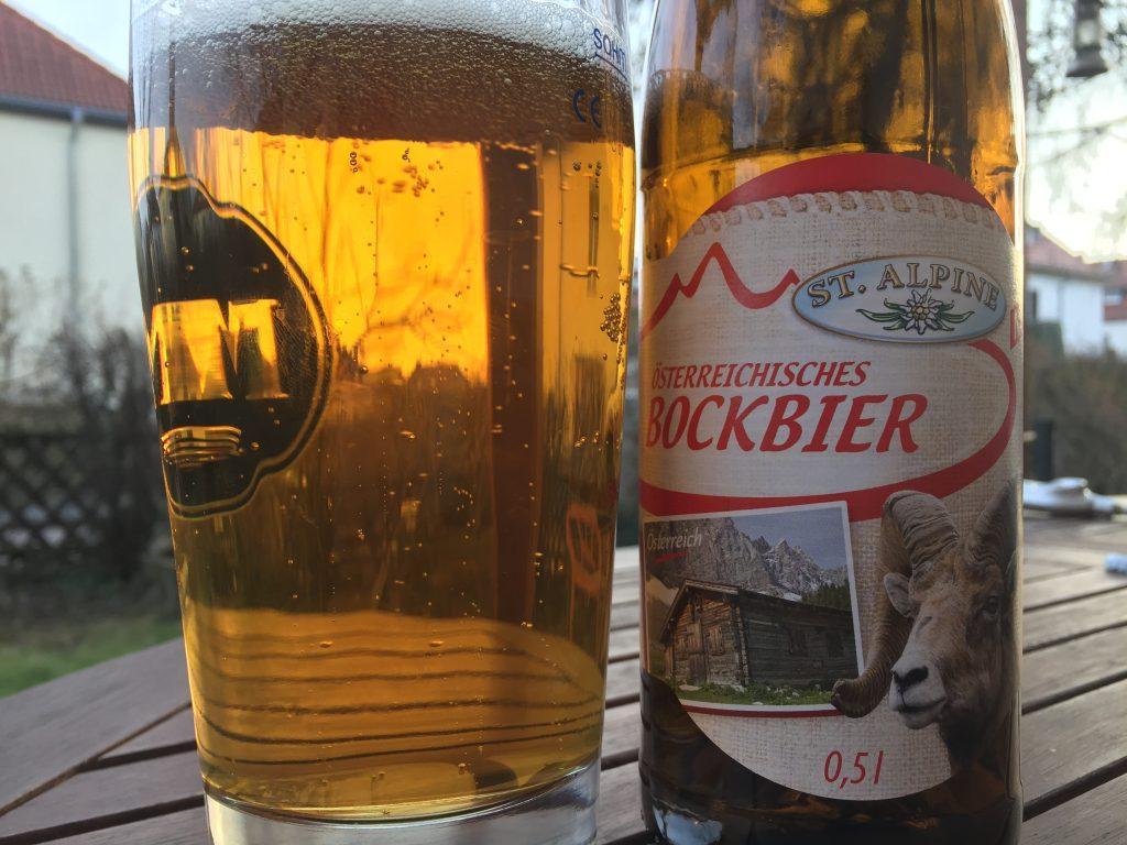 St.Alpin Österreichisches Bockbier