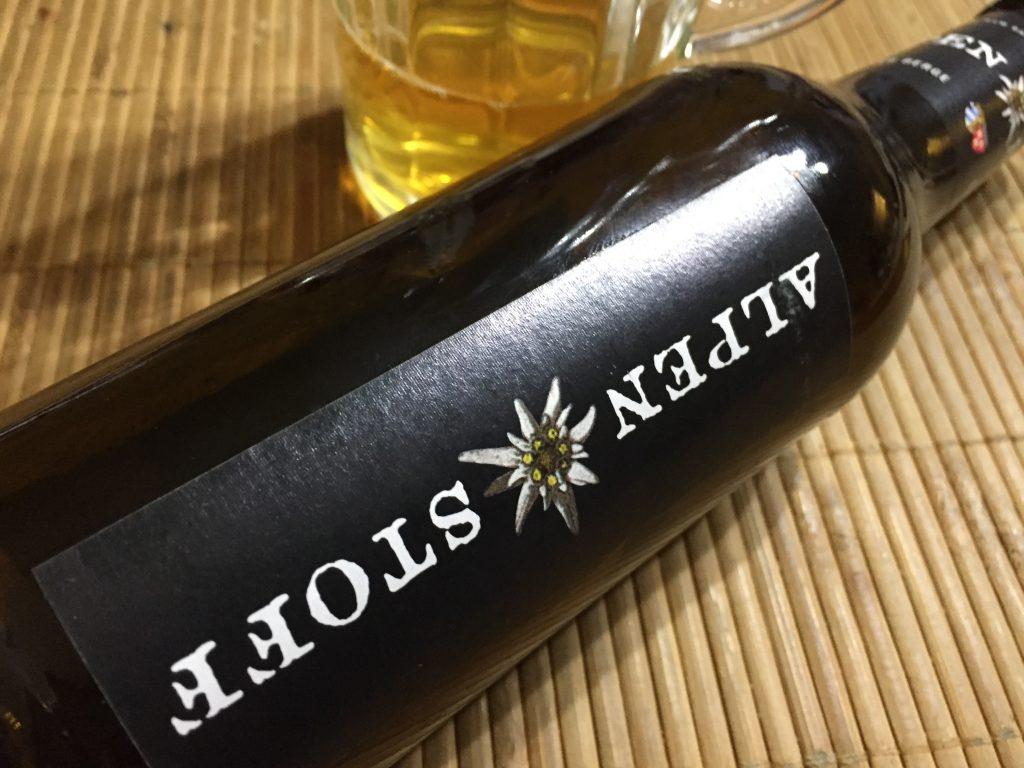Alpenstoff Das Bier der Berge