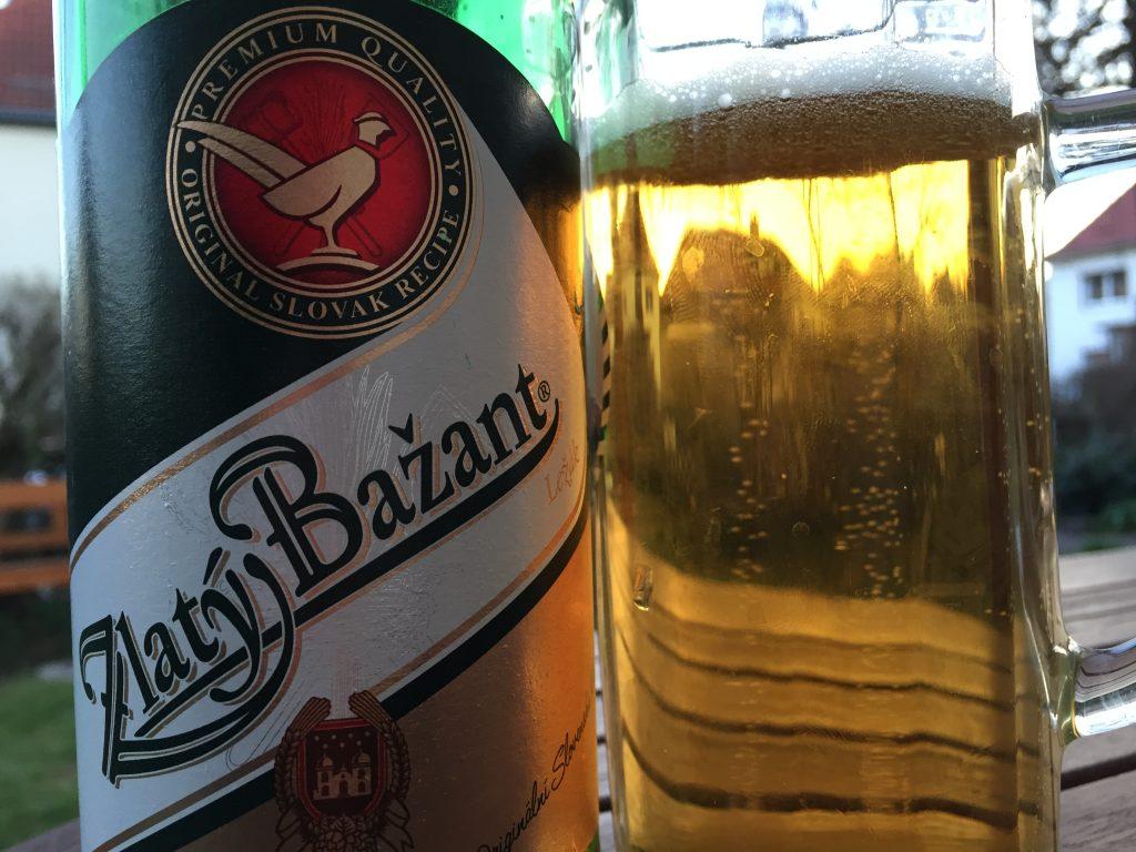 Zlaty Bazant Lager