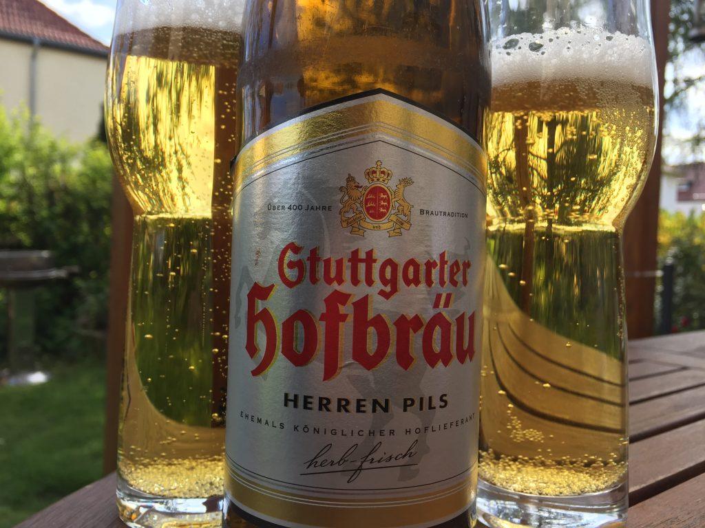 Stuttgarter Hofbräu Herren Pils