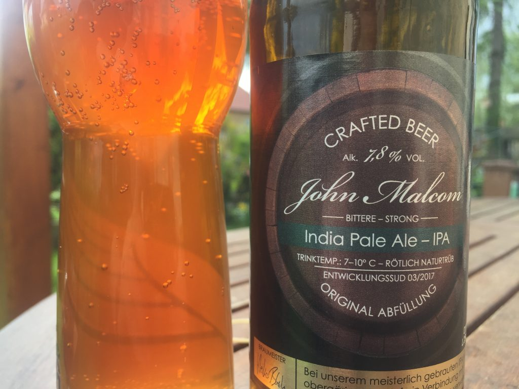John Malcom Indian Pale Ale