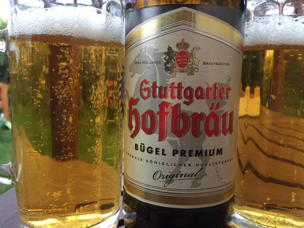 Stuttgarter Hofbräu Bügel Premium