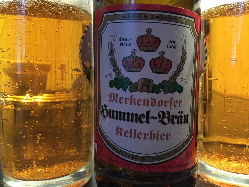 Merkendorfer Hummel-Bräu Kellerbier