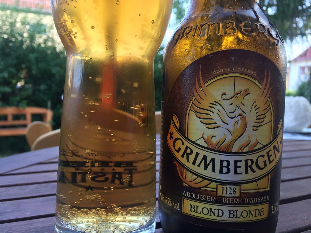 Grimbergen Blond Blonde