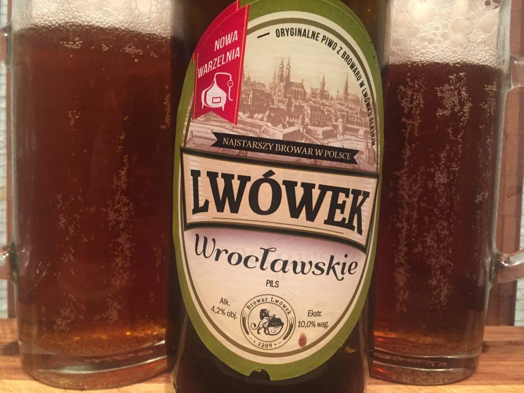 Lwówek Wroclawskie Pils