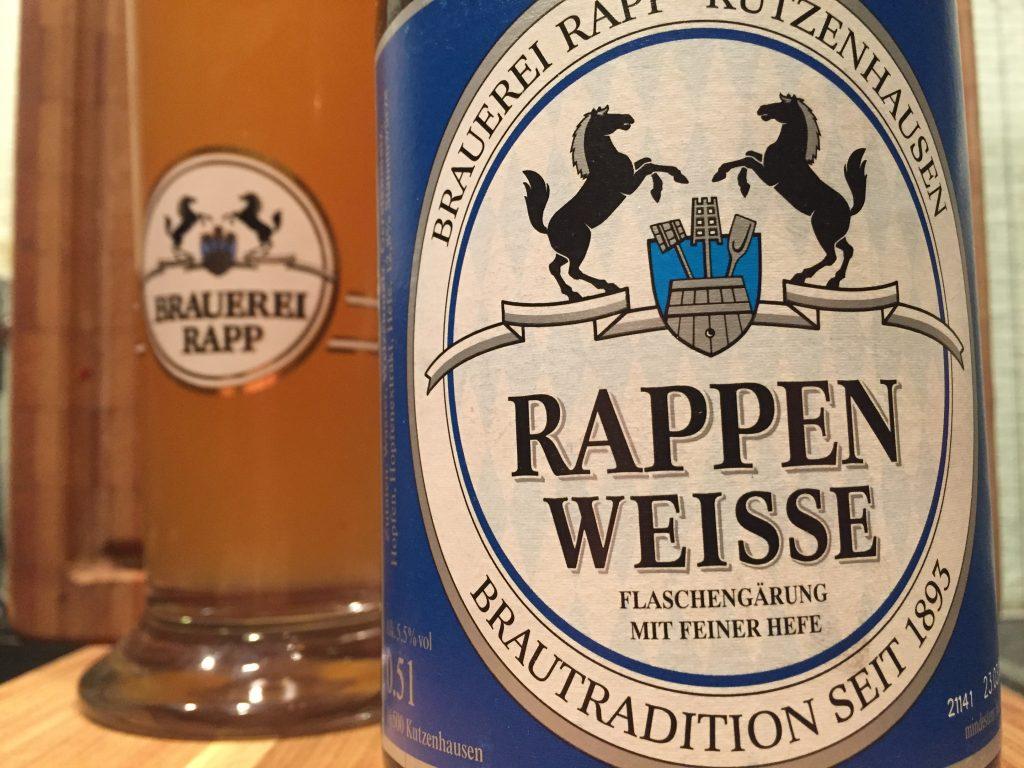 Rapp Rappen Weisse