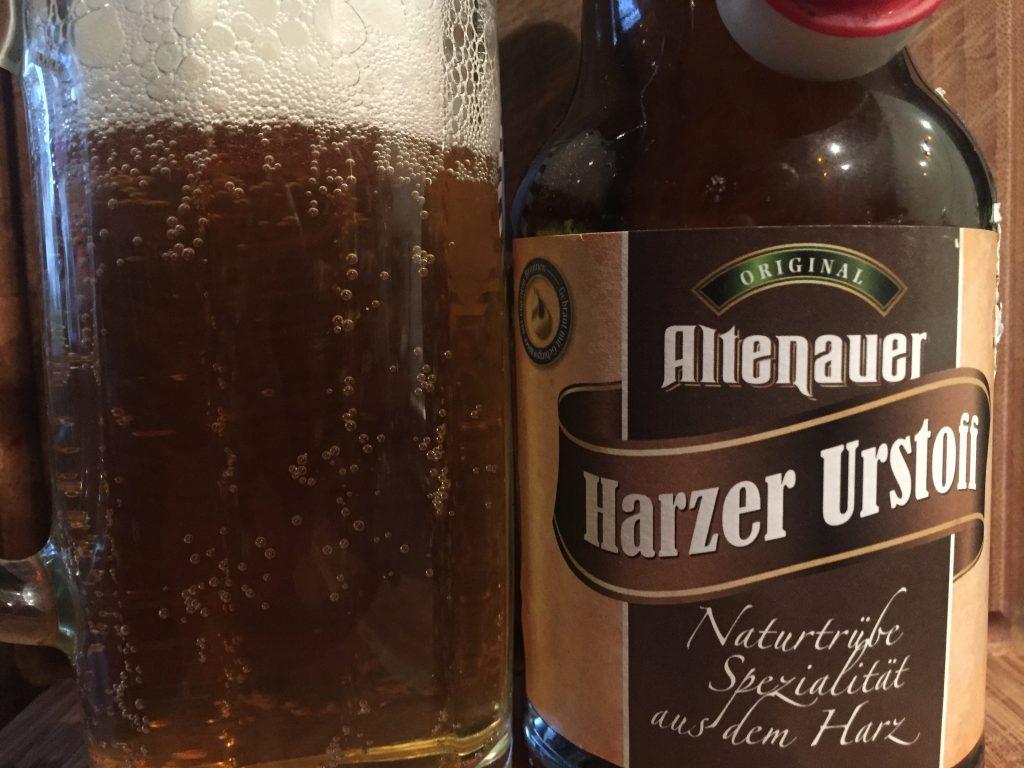 Altenauer Harzer Urstoff naturtrüb