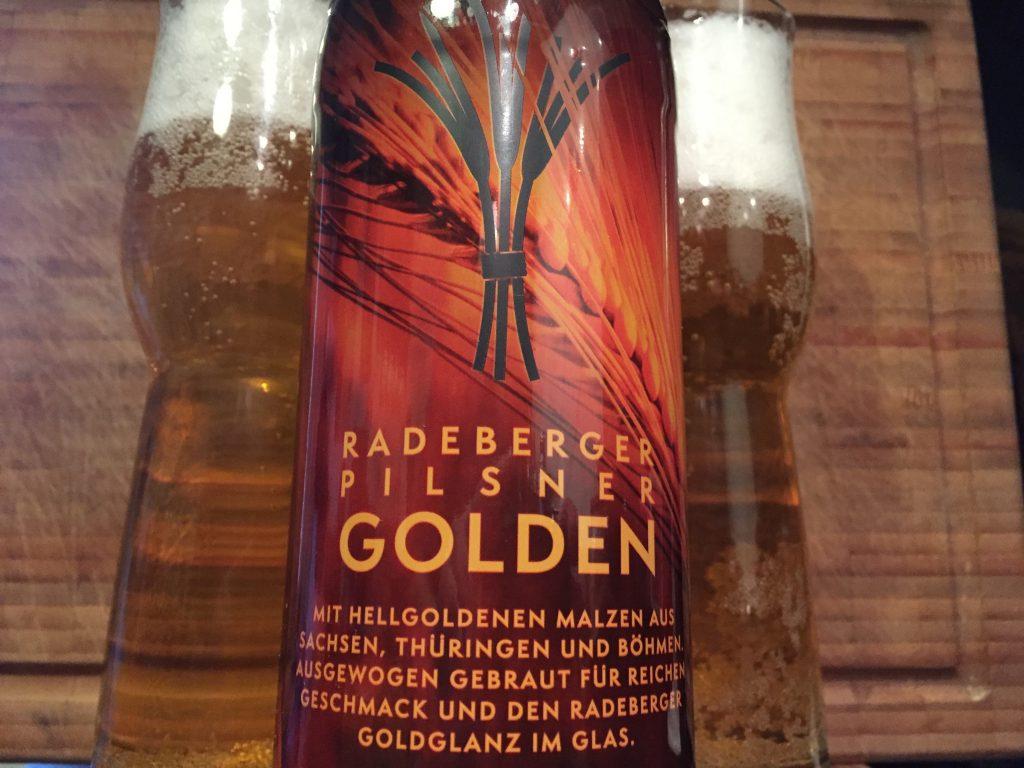 Radeberger Pilsner Golden