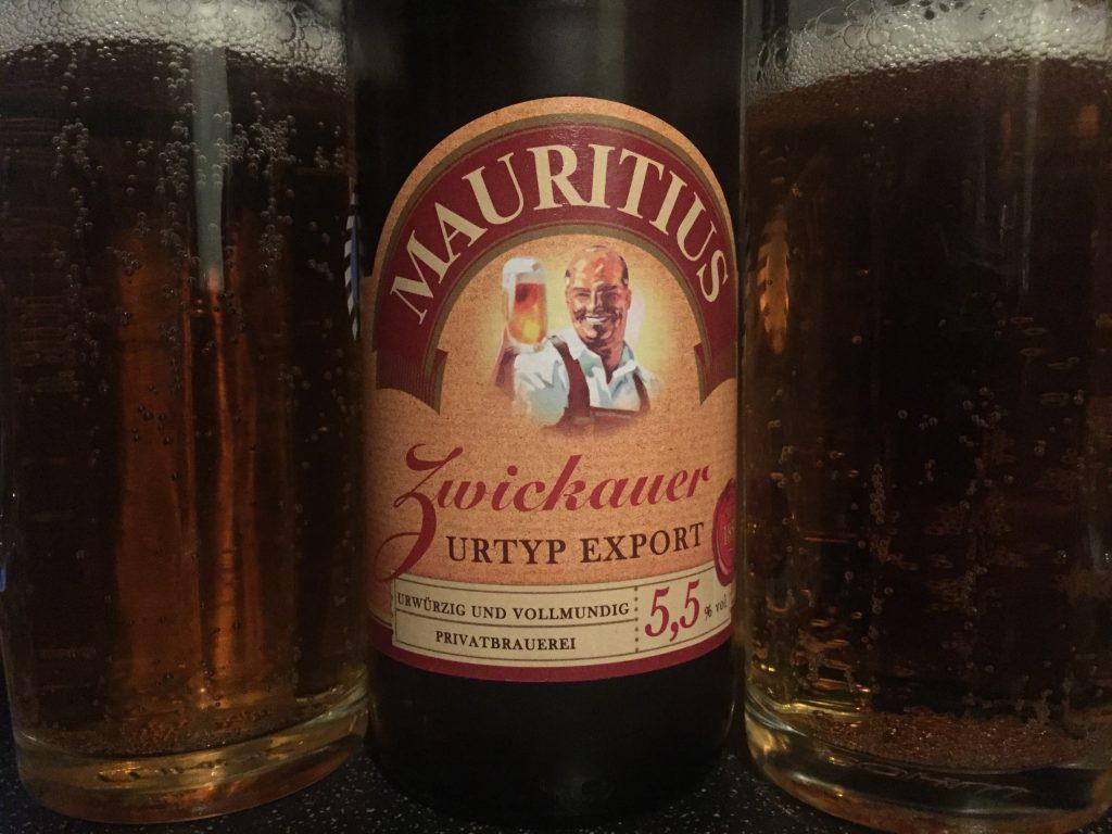 Mauritius Zwickauer Urtyp Export