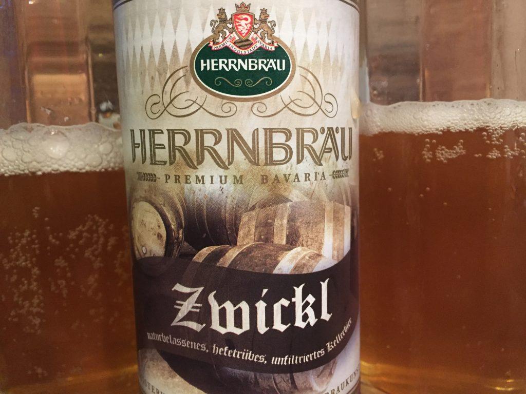 Herrnbräu Zwickl