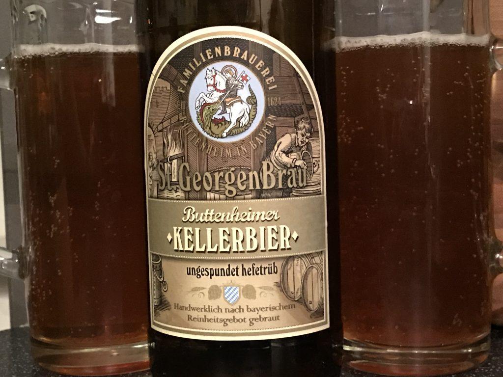 St.Georgen Bräu Buttenheimer Kellerbier