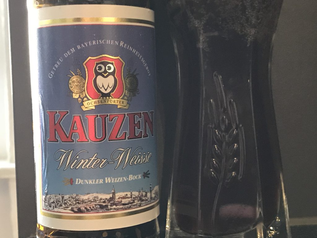 Kauzen Winter-Weisse