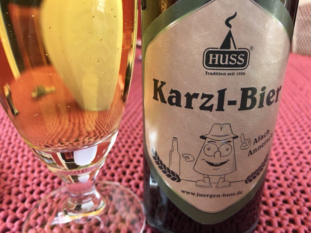 Brauerei Fiedler Karzl-Bier