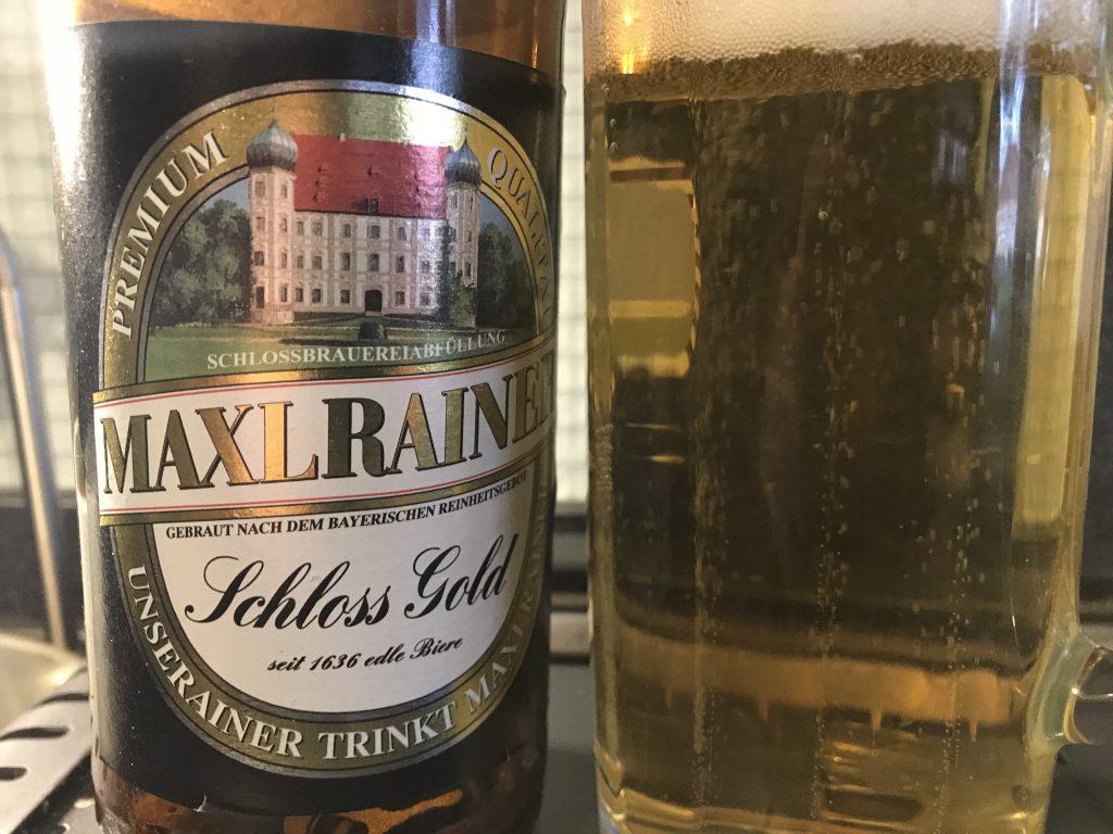 Maxlrainer Schloss Gold