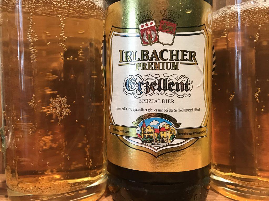 Irlbacher Premium Exzellent Spezialbier