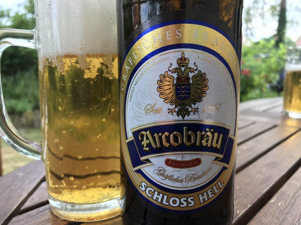 Arcobräu Schloss Hell