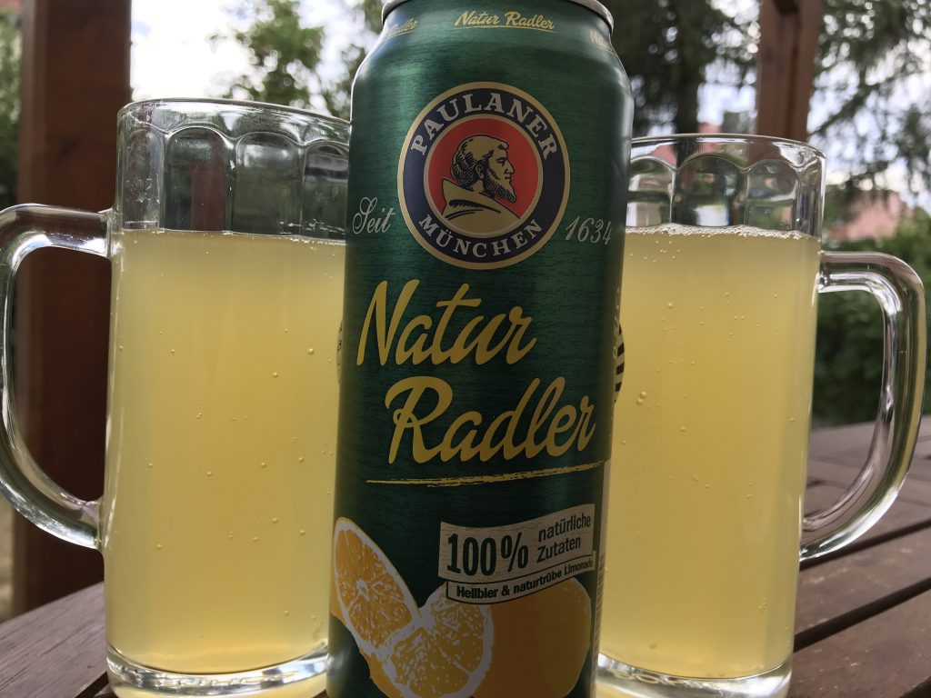 Paulaner Natur Radler