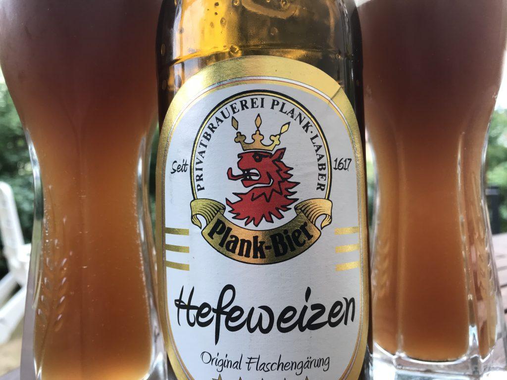 Plank-Bier Hefeweizen