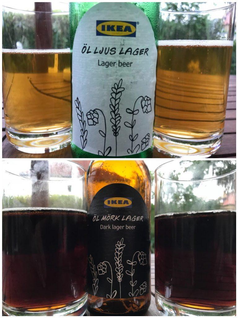 Ikea Lager Beer