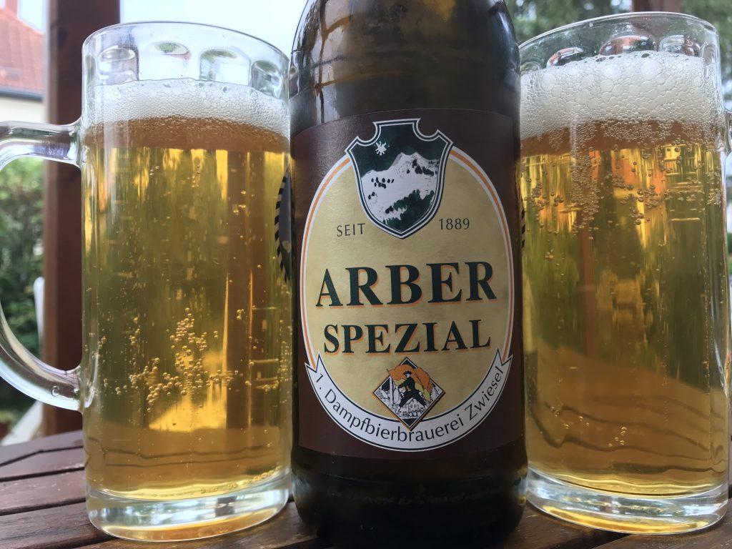Arber Spezial