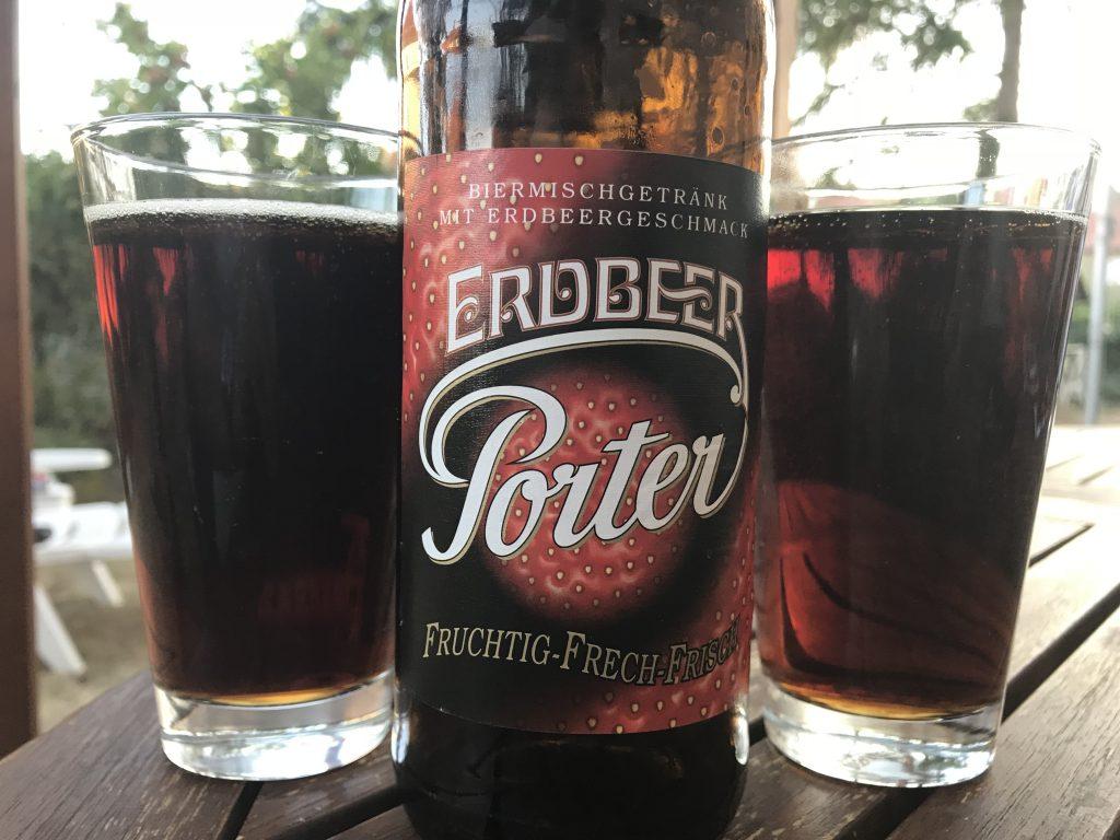 Erdbeer-Porter