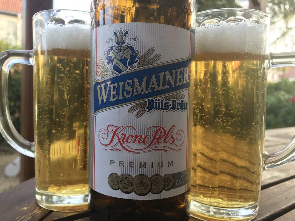 Weismainer Krone Pils Premium