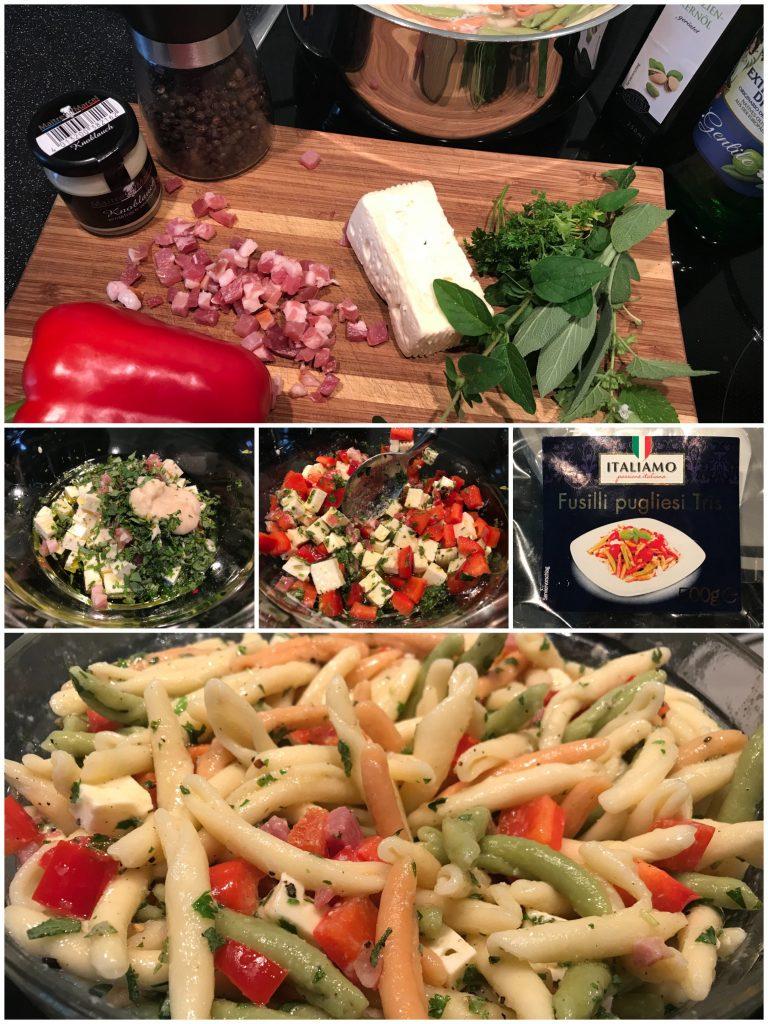 Fusilli Puglies Salat