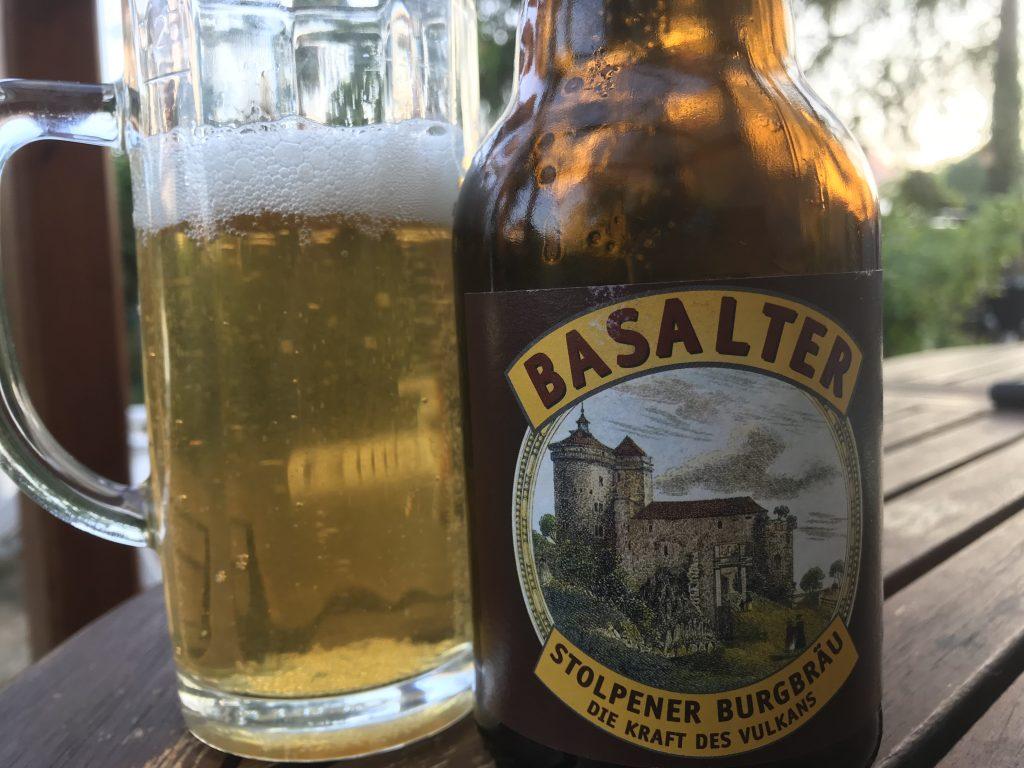 Basalter Stolpener Burgbräu