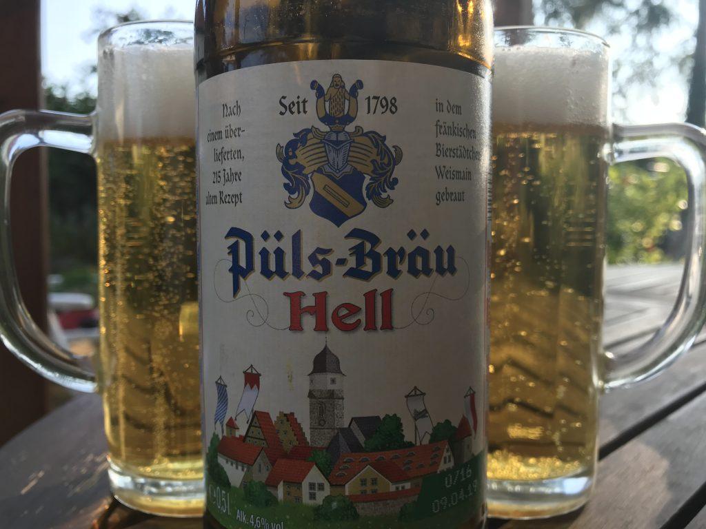 Püls-Bräu Hell