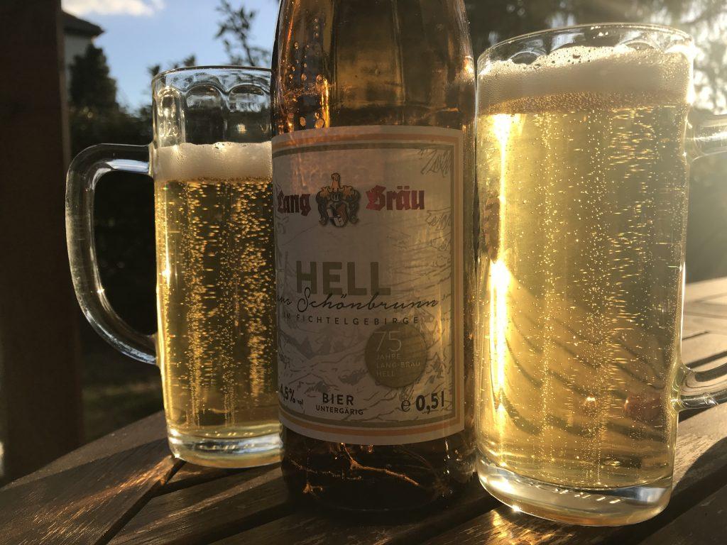 Lang Bräu Hell