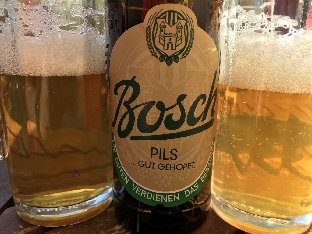Bosch Pils gut gehopft
