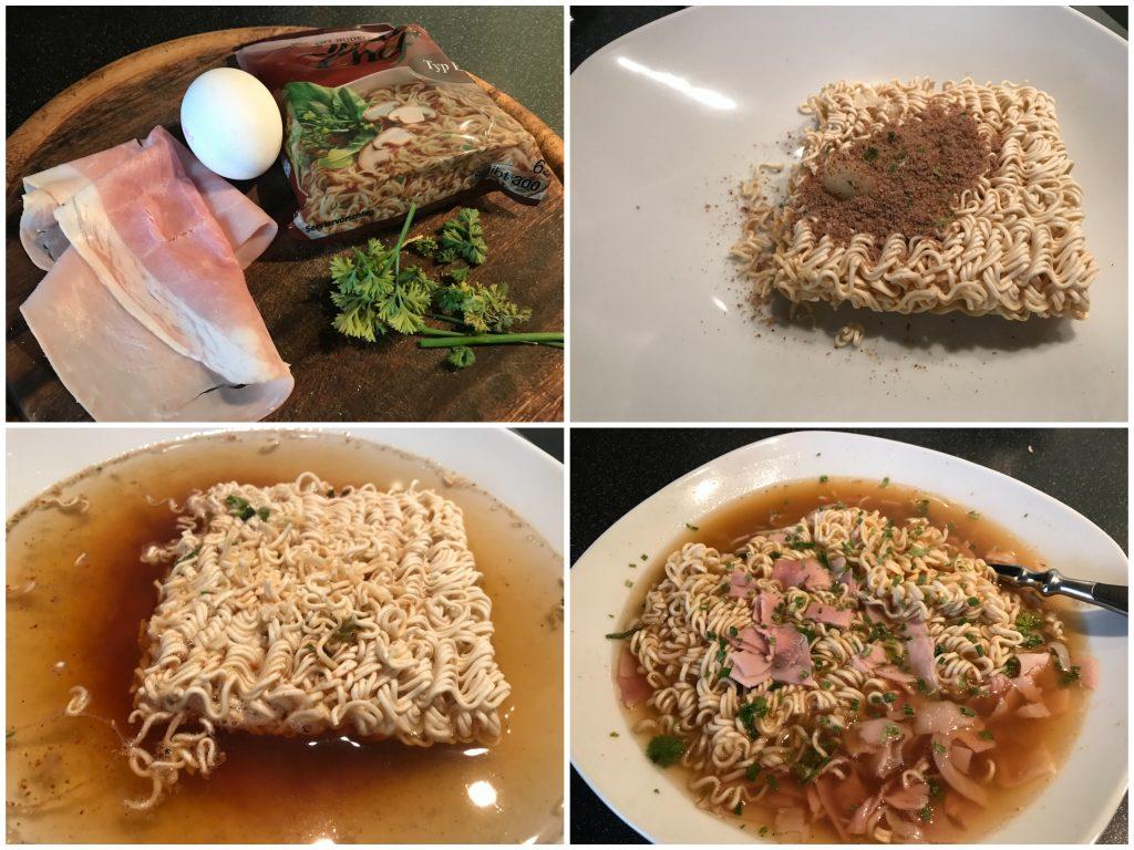 Meine Asiafrühstückssuppe