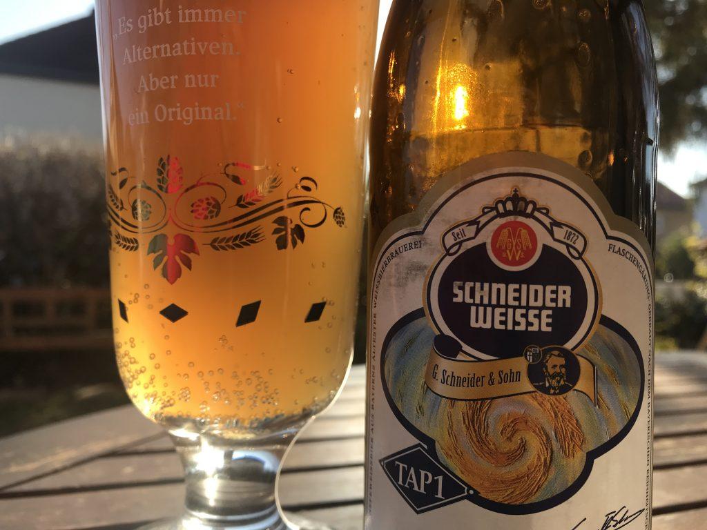 Schneider Weisse TAP1 Meine helle Weisse