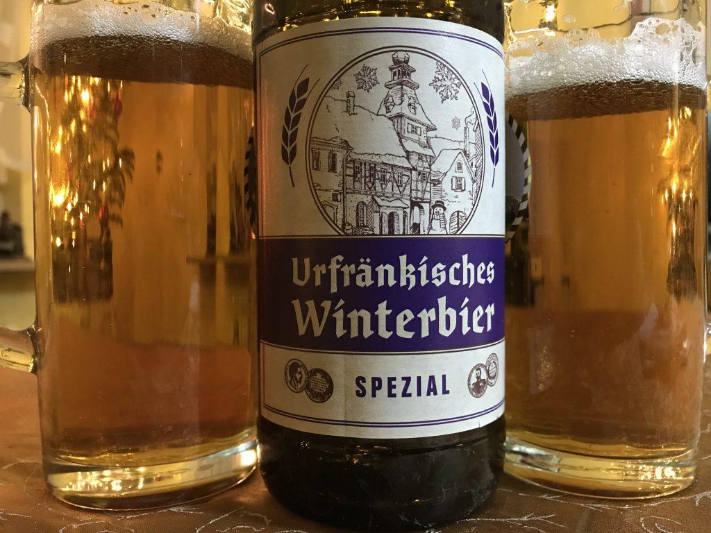 Urfränkisches Winterbier Spezial