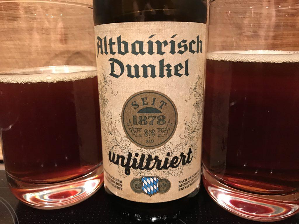 Ayinger Bairisch Dunkel unfiltriert