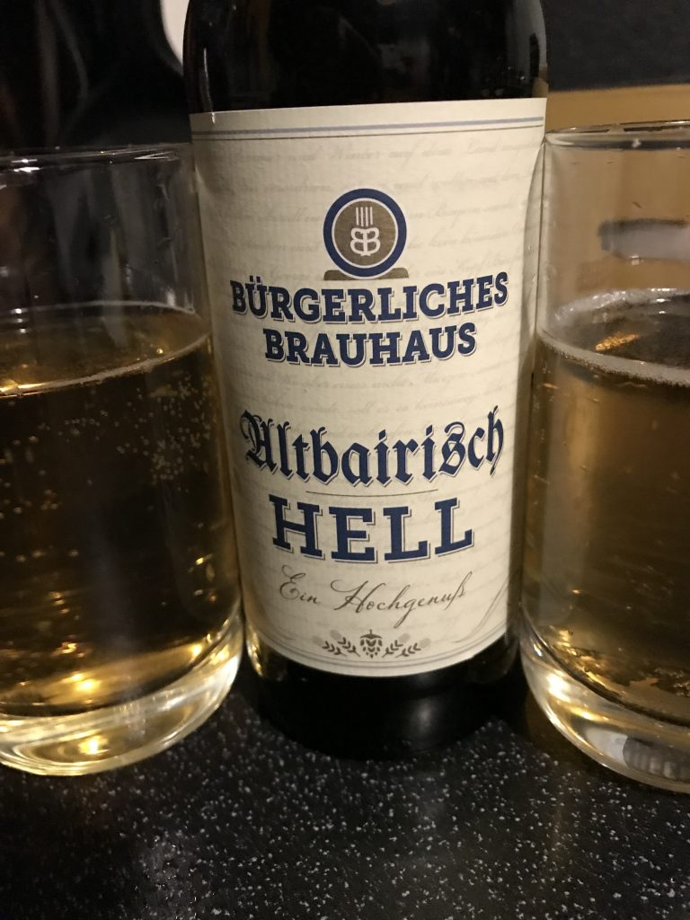 Bürgerliches Brauhaus Altbairisch Hell