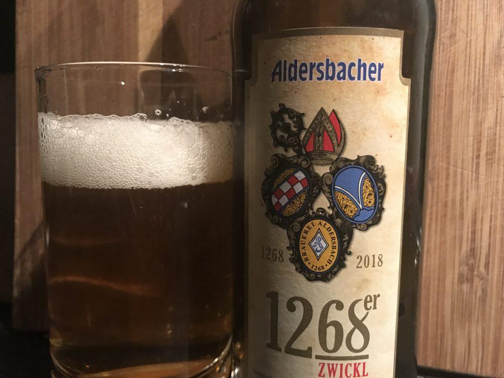 Aldersbacher 1268er Zwickl