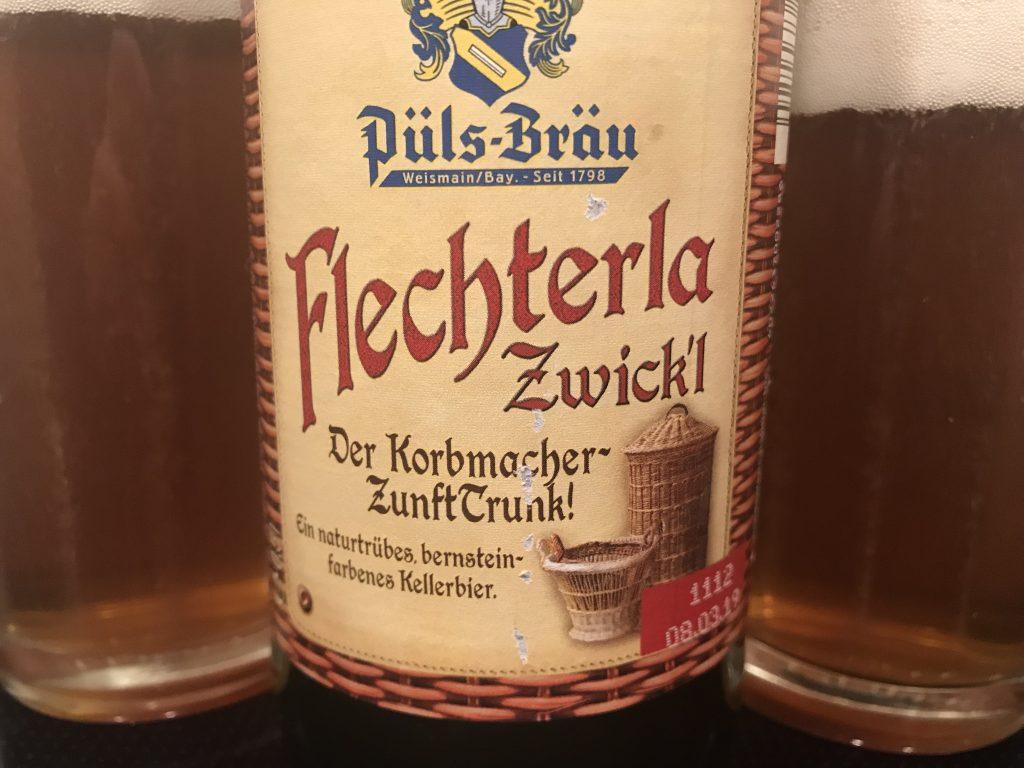 Püls-Bräu Flechterla Zwick'l