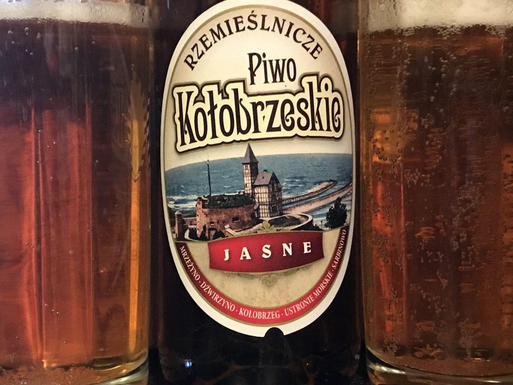 Piwo Kolobrzeskie Jasne