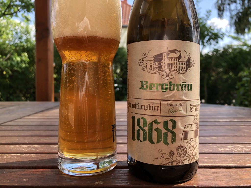 Bergbräu 1868 Traditionsbier