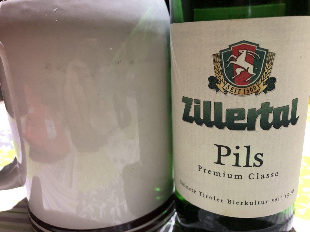 Zillertal Pils Premium Classe